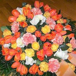 Bukett Blumen Bunt